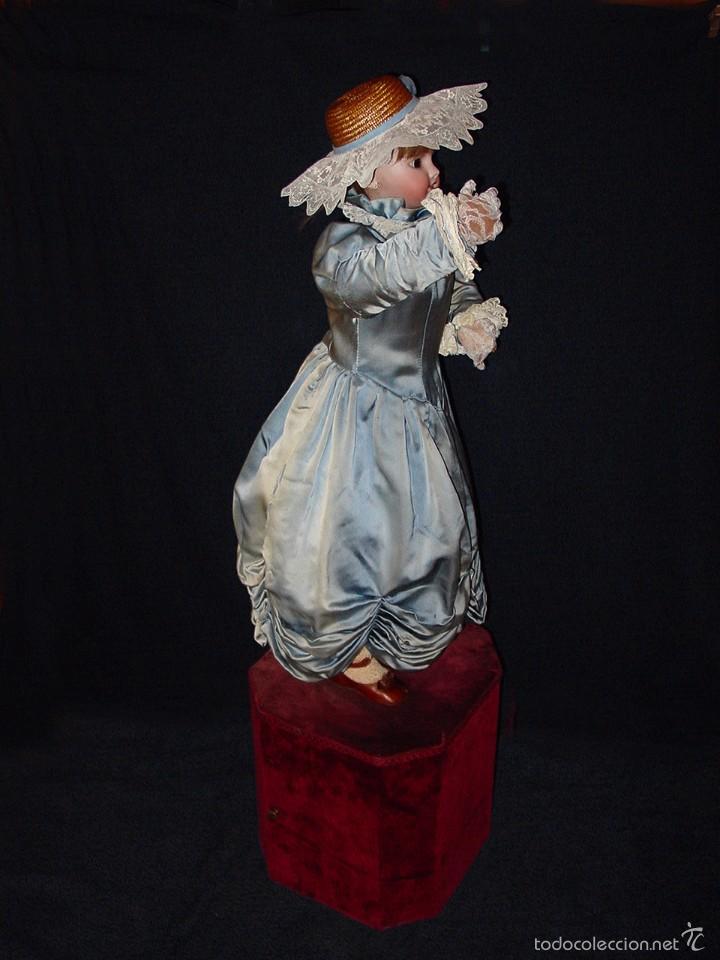 Muñecas Porcelana: FRANCIA SIGLO XIX. MUÑECA AUTÓMATA. POSIBLEMENTE ROULLET-DECAMPS-RENOU-JUMEAU-HALBIG-LAMBERT… - Foto 16 - 57269381