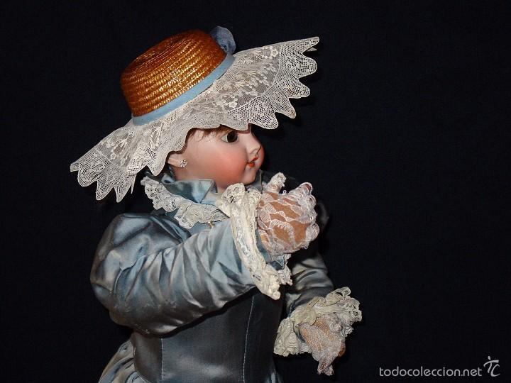 Muñecas Porcelana: FRANCIA SIGLO XIX. MUÑECA AUTÓMATA. POSIBLEMENTE ROULLET-DECAMPS-RENOU-JUMEAU-HALBIG-LAMBERT… - Foto 18 - 57269381