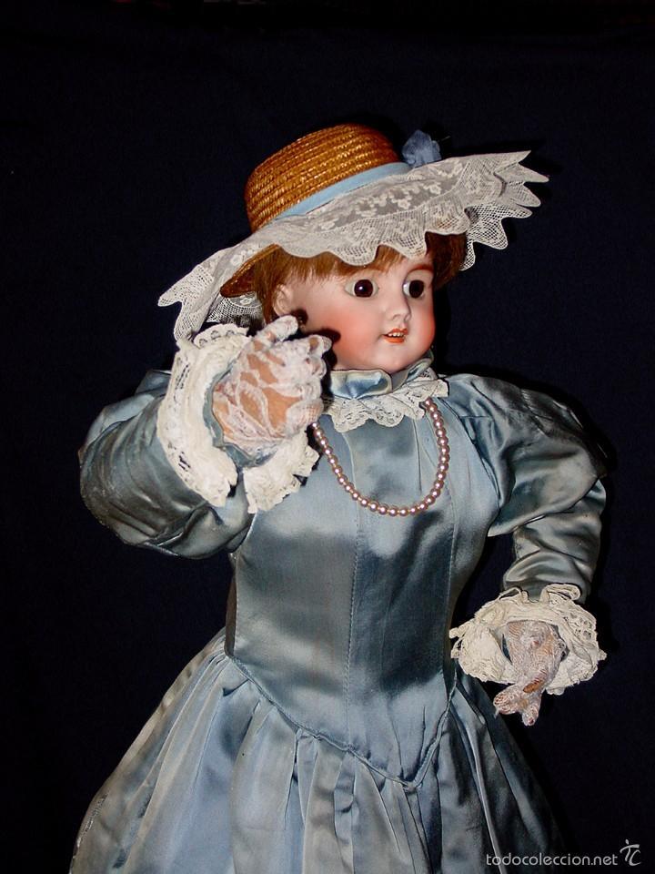 Muñecas Porcelana: FRANCIA SIGLO XIX. MUÑECA AUTÓMATA. POSIBLEMENTE ROULLET-DECAMPS-RENOU-JUMEAU-HALBIG-LAMBERT… - Foto 23 - 57269381