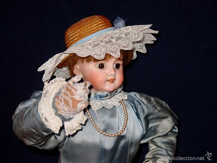 Muñecas Porcelana: FRANCIA SIGLO XIX. MUÑECA AUTÓMATA. POSIBLEMENTE ROULLET-DECAMPS-RENOU-JUMEAU-HALBIG-LAMBERT… - Foto 24 - 57269381