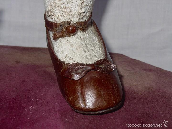 Muñecas Porcelana: FRANCIA SIGLO XIX. MUÑECA AUTÓMATA. POSIBLEMENTE ROULLET-DECAMPS-RENOU-JUMEAU-HALBIG-LAMBERT… - Foto 28 - 57269381