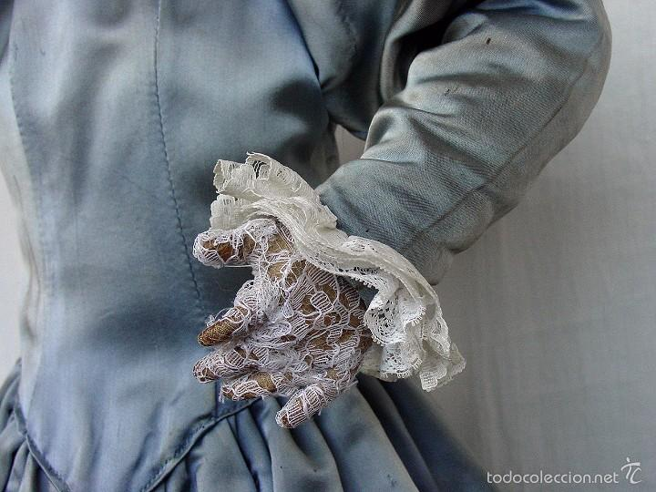 Muñecas Porcelana: FRANCIA SIGLO XIX. MUÑECA AUTÓMATA. POSIBLEMENTE ROULLET-DECAMPS-RENOU-JUMEAU-HALBIG-LAMBERT… - Foto 30 - 57269381