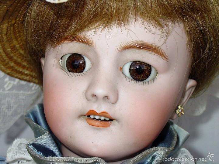 Muñecas Porcelana: FRANCIA SIGLO XIX. MUÑECA AUTÓMATA. POSIBLEMENTE ROULLET-DECAMPS-RENOU-JUMEAU-HALBIG-LAMBERT… - Foto 33 - 57269381