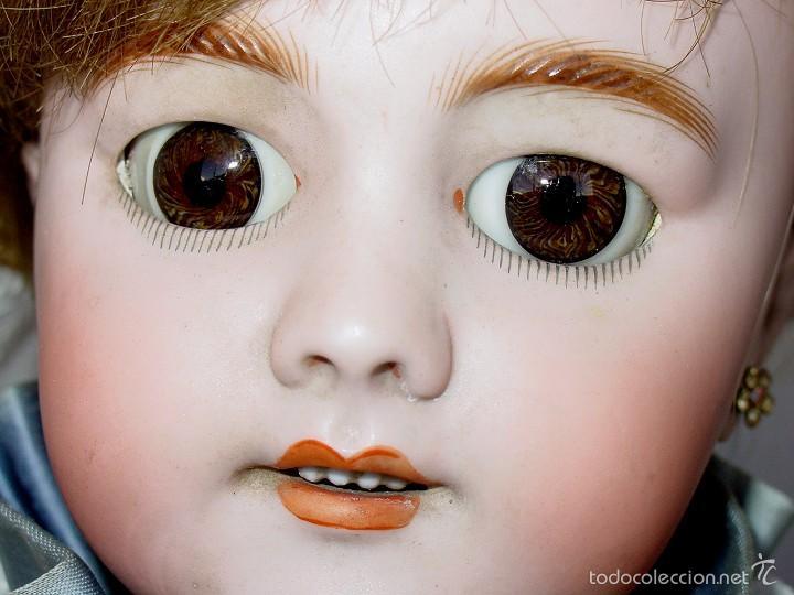 Muñecas Porcelana: FRANCIA SIGLO XIX. MUÑECA AUTÓMATA. POSIBLEMENTE ROULLET-DECAMPS-RENOU-JUMEAU-HALBIG-LAMBERT… - Foto 34 - 57269381