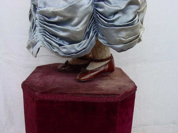 Muñecas Porcelana: FRANCIA SIGLO XIX. MUÑECA AUTÓMATA. POSIBLEMENTE ROULLET-DECAMPS-RENOU-JUMEAU-HALBIG-LAMBERT… - Foto 36 - 57269381