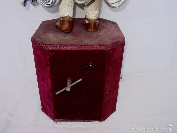 Muñecas Porcelana: FRANCIA SIGLO XIX. MUÑECA AUTÓMATA. POSIBLEMENTE ROULLET-DECAMPS-RENOU-JUMEAU-HALBIG-LAMBERT… - Foto 39 - 57269381