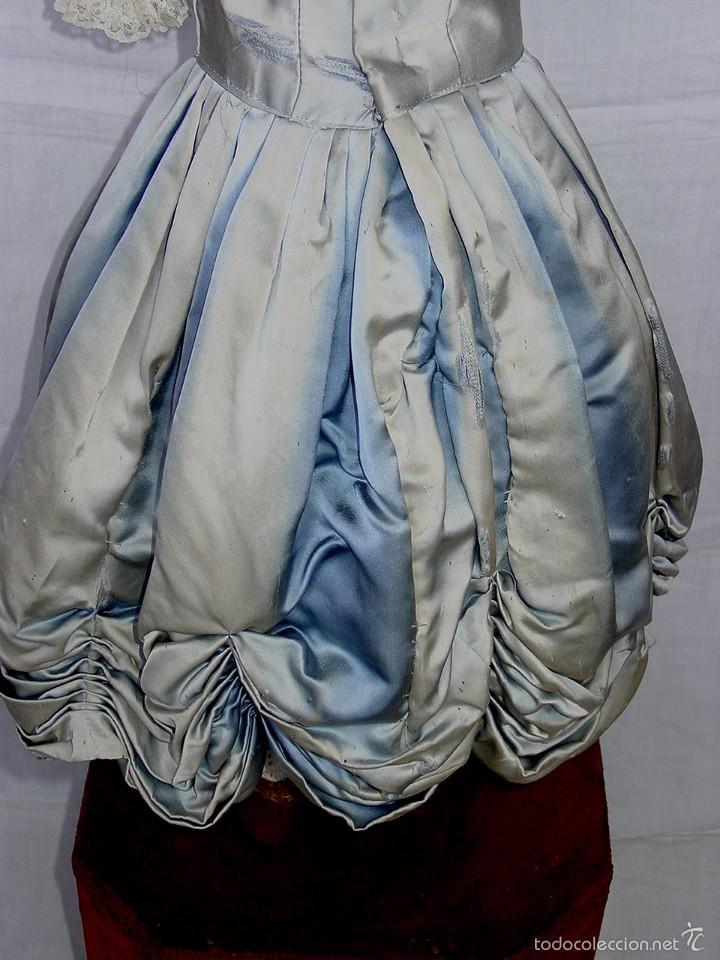 Muñecas Porcelana: FRANCIA SIGLO XIX. MUÑECA AUTÓMATA. POSIBLEMENTE ROULLET-DECAMPS-RENOU-JUMEAU-HALBIG-LAMBERT… - Foto 42 - 57269381