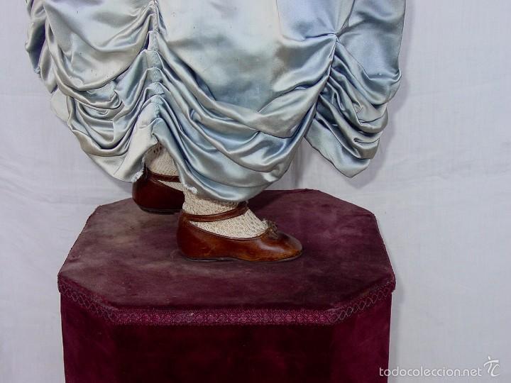 Muñecas Porcelana: FRANCIA SIGLO XIX. MUÑECA AUTÓMATA. POSIBLEMENTE ROULLET-DECAMPS-RENOU-JUMEAU-HALBIG-LAMBERT… - Foto 46 - 57269381