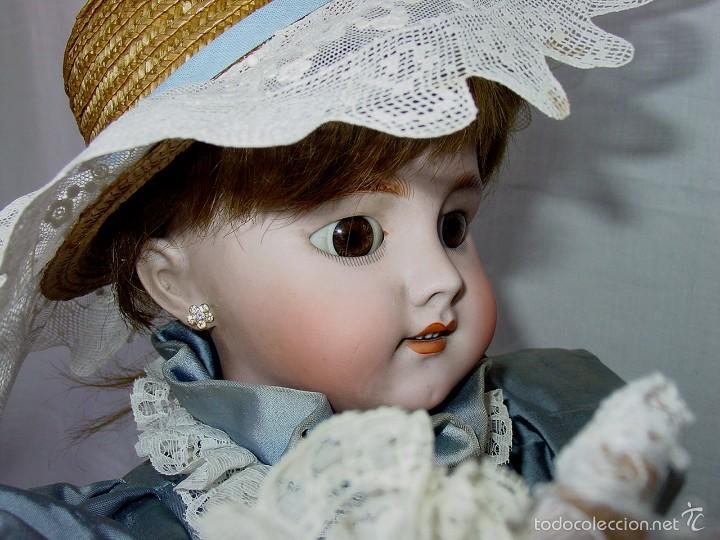 Muñecas Porcelana: FRANCIA SIGLO XIX. MUÑECA AUTÓMATA. POSIBLEMENTE ROULLET-DECAMPS-RENOU-JUMEAU-HALBIG-LAMBERT… - Foto 49 - 57269381