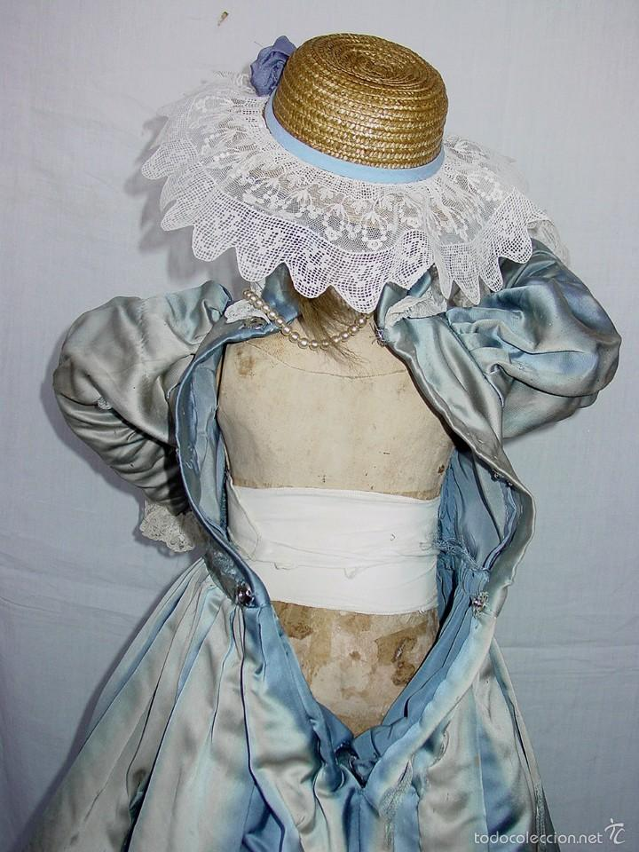 Muñecas Porcelana: FRANCIA SIGLO XIX. MUÑECA AUTÓMATA. POSIBLEMENTE ROULLET-DECAMPS-RENOU-JUMEAU-HALBIG-LAMBERT… - Foto 51 - 57269381