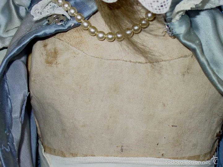 Muñecas Porcelana: FRANCIA SIGLO XIX. MUÑECA AUTÓMATA. POSIBLEMENTE ROULLET-DECAMPS-RENOU-JUMEAU-HALBIG-LAMBERT… - Foto 52 - 57269381