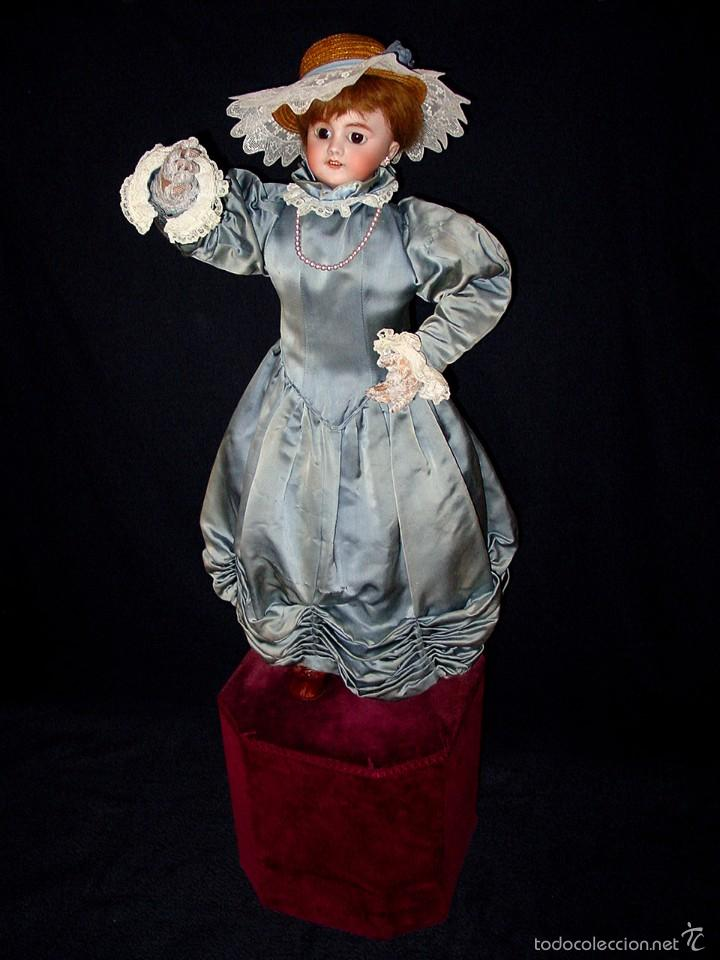 Muñecas Porcelana: FRANCIA SIGLO XIX. MUÑECA AUTÓMATA. POSIBLEMENTE ROULLET-DECAMPS-RENOU-JUMEAU-HALBIG-LAMBERT… - Foto 58 - 57269381