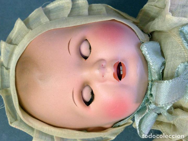 Muñecas Porcelana: Bebé francés Poupée Jumeau París cabeza porcelana cuerpo trapo nuevo con etiqueta años 30 36 cm - Foto 3 - 67296281