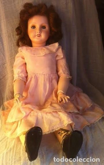 Muñecas Porcelana: Preciosa muñeca UNIS FRANCE 301 71 149. L.R.T. años 20 Mirar fotos - Foto 2 - 68991617