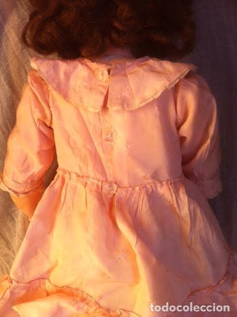 Muñecas Porcelana: Preciosa muñeca UNIS FRANCE 301 71 149. L.R.T. años 20 Mirar fotos - Foto 4 - 68991617