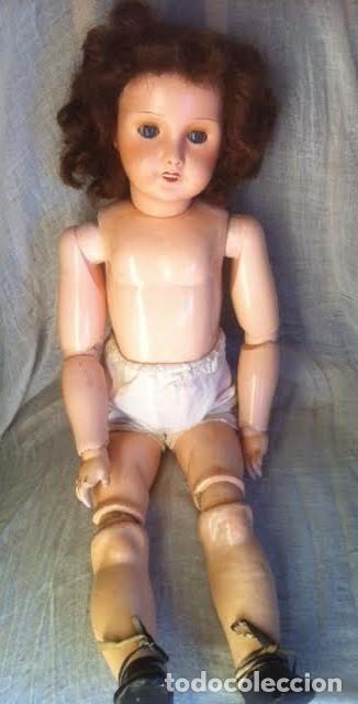 Muñecas Porcelana: Preciosa muñeca UNIS FRANCE 301 71 149. L.R.T. años 20 Mirar fotos - Foto 5 - 68991617