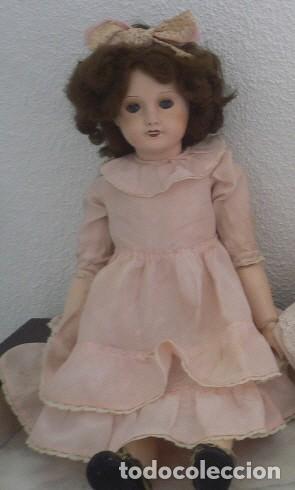 Muñecas Porcelana: Preciosa muñeca UNIS FRANCE 301 71 149. L.R.T. años 20 Mirar fotos - Foto 12 - 68991617