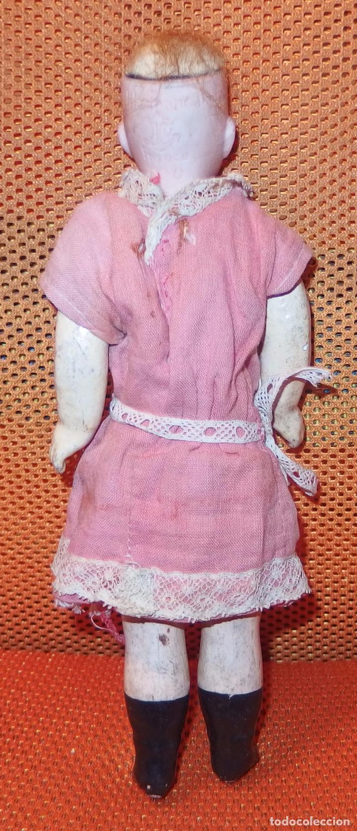 Muñecas Porcelana: MUÑECA PETITE FRANÇAISE,JULES VERLINGUE,FRANCE,PORCELANA,PPIO DEL SIGLO XX - Foto 3 - 76891363