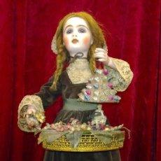 Muñecas Porcelana: AUTOMATA, MUÑECA/LAMBERT. Lote 80501057