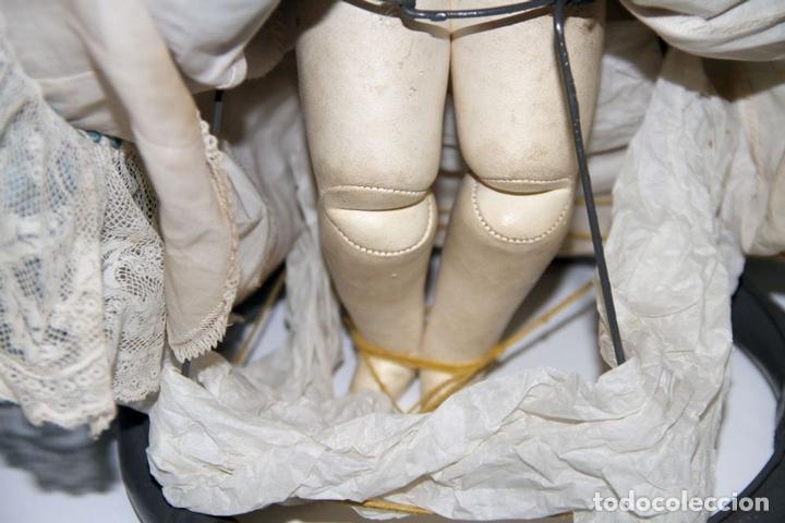 Muñecas Porcelana: MUÑECA JUMEAU PARISIENNE. PORCELANA Y CABRITILLA. FRANCIA. S. XIX - Foto 21 - 80959868