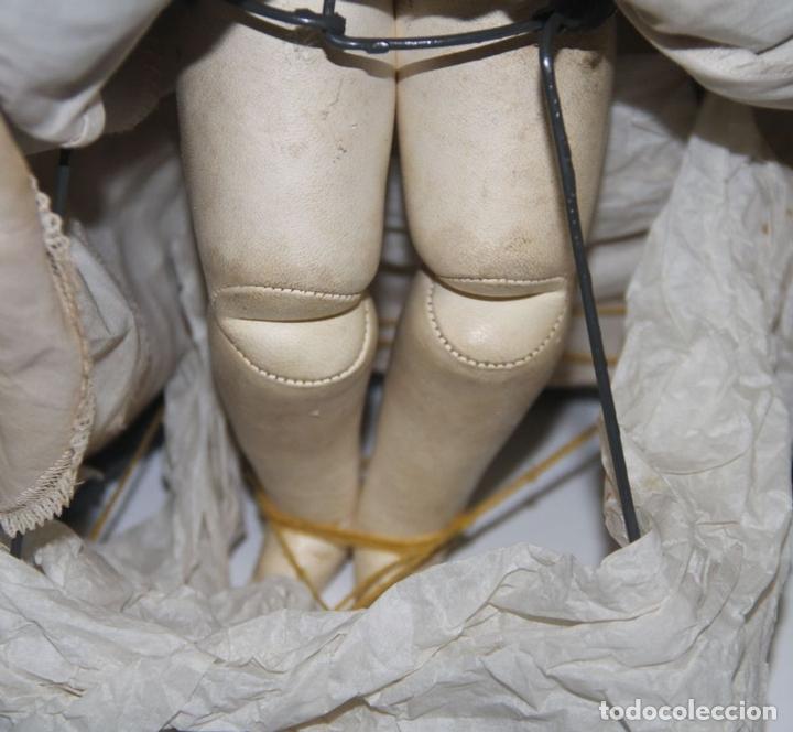 Muñecas Porcelana: MUÑECA JUMEAU PARISIENNE. PORCELANA Y CABRITILLA. FRANCIA. S. XIX - Foto 22 - 80959868