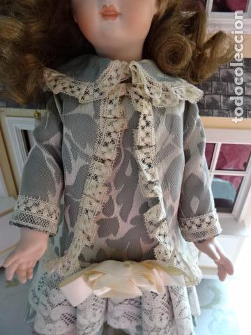 Muñecas Porcelana: PRECIOSA MUÑECA LADY DE PORCELANA JUMEAU - REPRODUCCIÓN - Foto 16 - 83285436