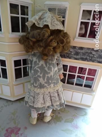Muñecas Porcelana: PRECIOSA MUÑECA LADY DE PORCELANA JUMEAU - REPRODUCCIÓN - Foto 19 - 83285436