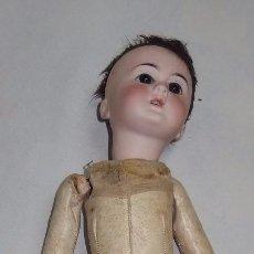 Muñecas Porcelana: MUÑECA,PORCELANA,CABEZA LEHMANN-CUERPO BRU,FRANCE,FINALES S.XIX. Lote 85243756
