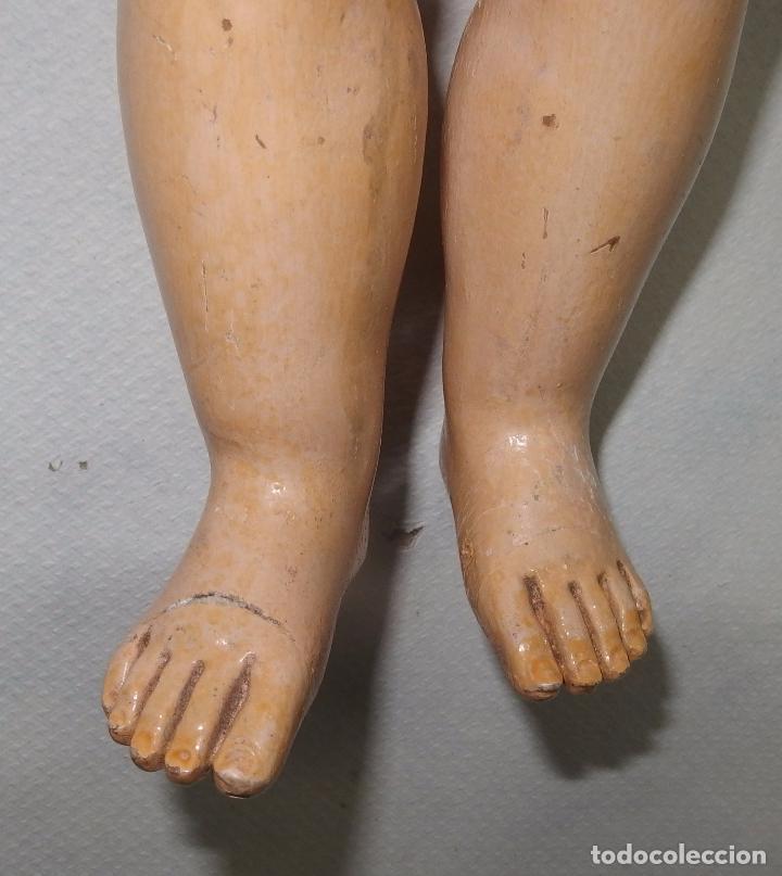 Muñecas Porcelana: MUÑECA,PORCELANA,CABEZA LEHMANN-CUERPO BRU,FRANCE,FINALES S.XIX - Foto 2 - 85243756