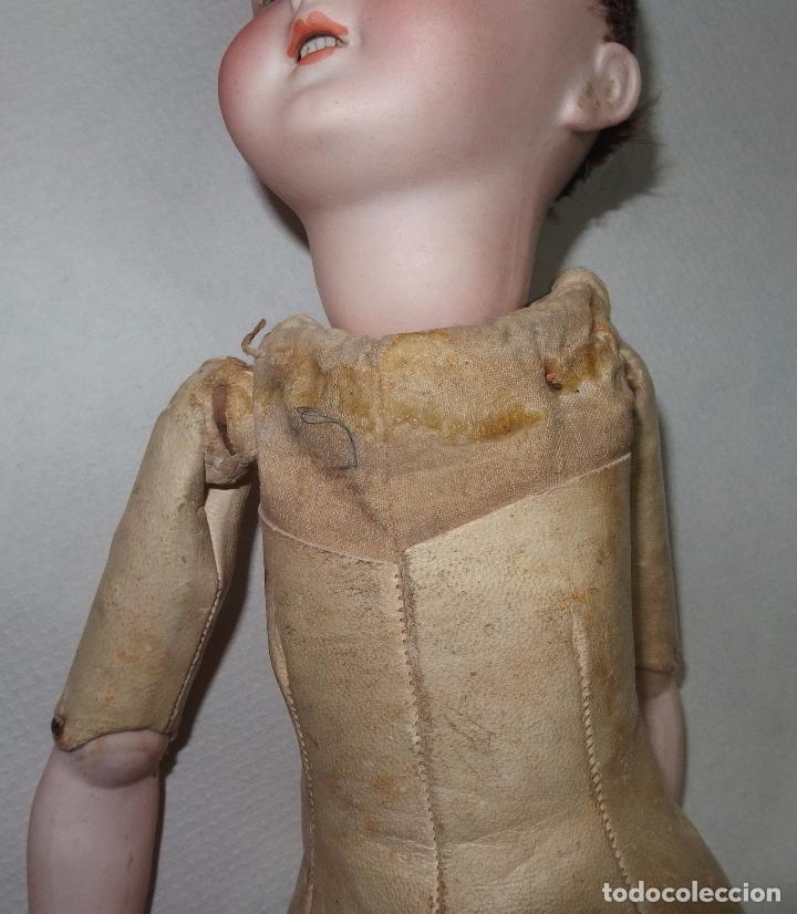 Muñecas Porcelana: MUÑECA,PORCELANA,CABEZA LEHMANN-CUERPO BRU,FRANCE,FINALES S.XIX - Foto 13 - 85243756