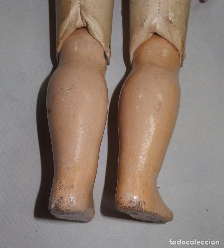 Muñecas Porcelana: MUÑECA,PORCELANA,CABEZA LEHMANN-CUERPO BRU,FRANCE,FINALES S.XIX - Foto 18 - 85243756
