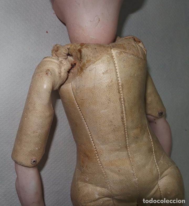 Muñecas Porcelana: MUÑECA,PORCELANA,CABEZA LEHMANN-CUERPO BRU,FRANCE,FINALES S.XIX - Foto 20 - 85243756