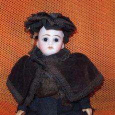 Muñecas Porcelana: MUÑECA,ETIENNE DENAMUR,FRANCE,PORCELANA,FINALES DEL SIGLO XIX. Lote 88741608