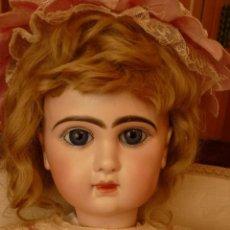 Muñecas Porcelana: IMPECABLE BEBE DEPOSE JUMEAU, 64 CMS. PAGO APLAZADO A CONVENIR.. Lote 89608712