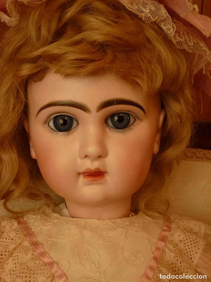 Muñecas Porcelana: IMPECABLE BEBE DEPOSE JUMEAU, 64 CMS. PAGO APLAZADO A CONVENIR. - Foto 2 - 89608712
