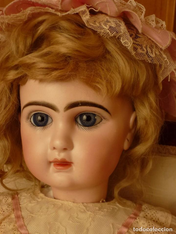 Muñecas Porcelana: IMPECABLE BEBE DEPOSE JUMEAU, 64 CMS. PAGO APLAZADO A CONVENIR. - Foto 6 - 89608712