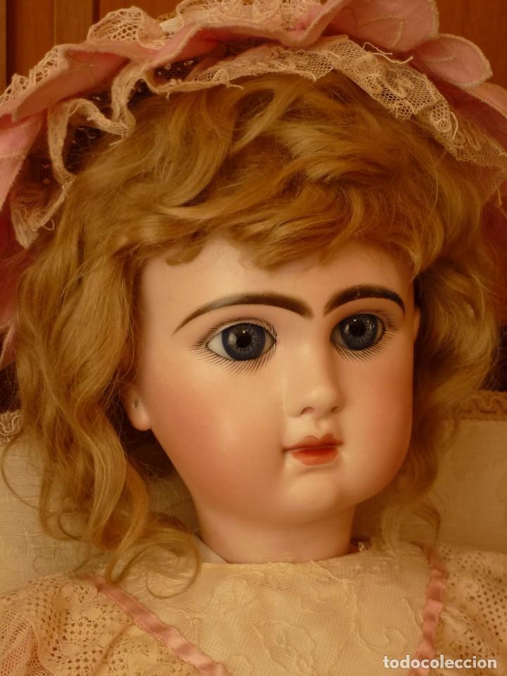 Muñecas Porcelana: IMPECABLE BEBE DEPOSE JUMEAU, 64 CMS. PAGO APLAZADO A CONVENIR. - Foto 7 - 89608712