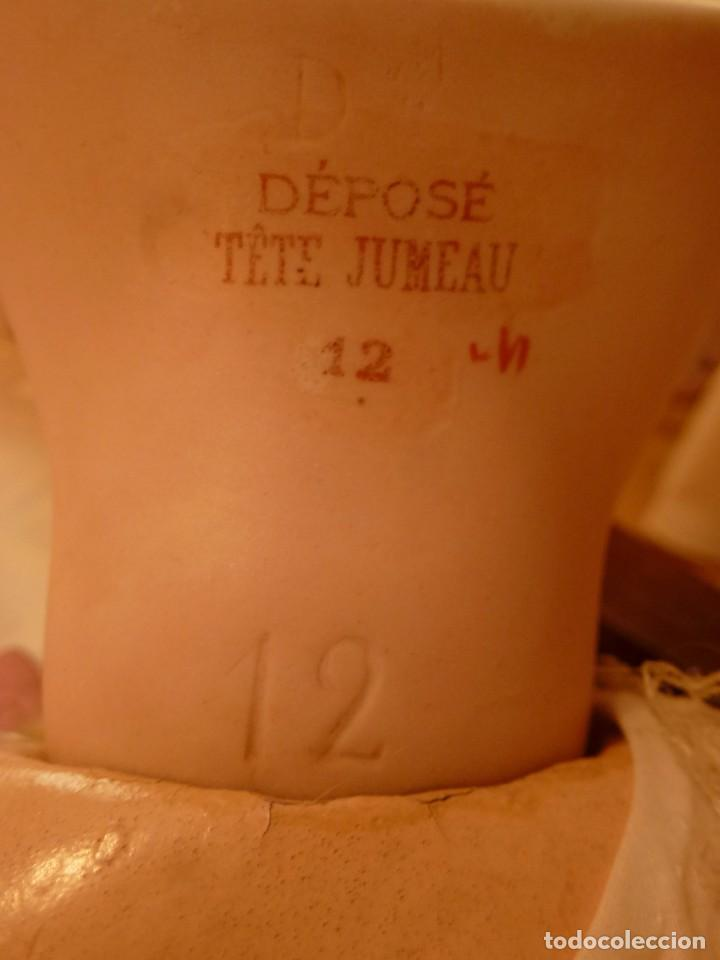 Muñecas Porcelana: IMPECABLE BEBE DEPOSE JUMEAU, 64 CMS. PAGO APLAZADO A CONVENIR. - Foto 13 - 89608712