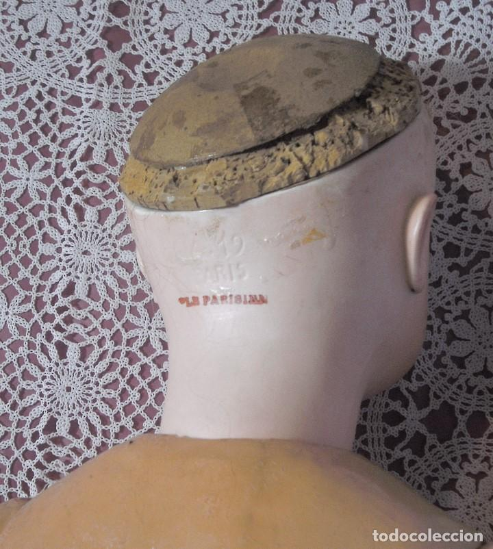Muñecas Porcelana: MUÑECA STEINER, BOCA CERRADA . circa 1880,70 Cm. - Foto 10 - 90763975