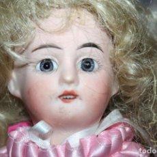 Muñecas Porcelana: ANTIGUA MUÑECA PORCELANA. Lote 96459271