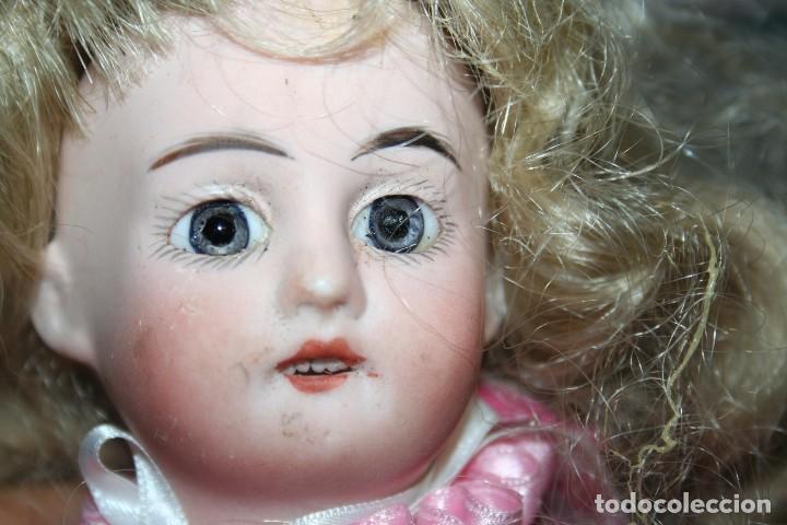 Muñecas Porcelana: ANTIGUA MUÑECA PORCELANA - Foto 9 - 96459271