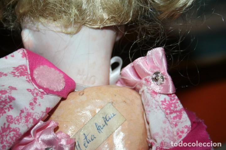 Muñecas Porcelana: ANTIGUA MUÑECA PORCELANA - Foto 12 - 96459271