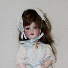 Muñecas Porcelana: MUÑECA SFBJ 301. PORCELANA Y COMPOSICIÓN. BOCA ABIERTA. FRANCIA. PRINC. S. XX. Lote 97044691