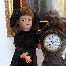 Muñecas Porcelana: PRECIOSA MUÑECA DE PORCELANA SELLADA SFBJ (57CM) ARTICULADA- DOLL, POUPÉE. Lote 97848723