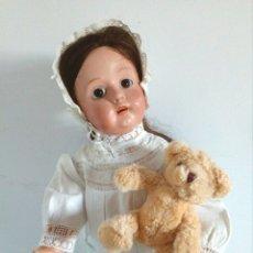 Muñecas Porcelana: MUÑECA ANTIGUA PRINCIPIOS DE 1900. Lote 98381239