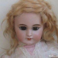 Muñecas Porcelana: DEP 5 38CM MUÑECA FRANCESA TODO ORIGINAL. Lote 101695591