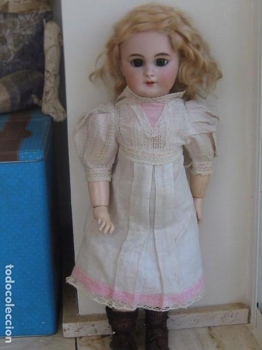 Muñecas Porcelana: DEP 5 38cm Muñeca Francesa todo original - Foto 2 - 101695591