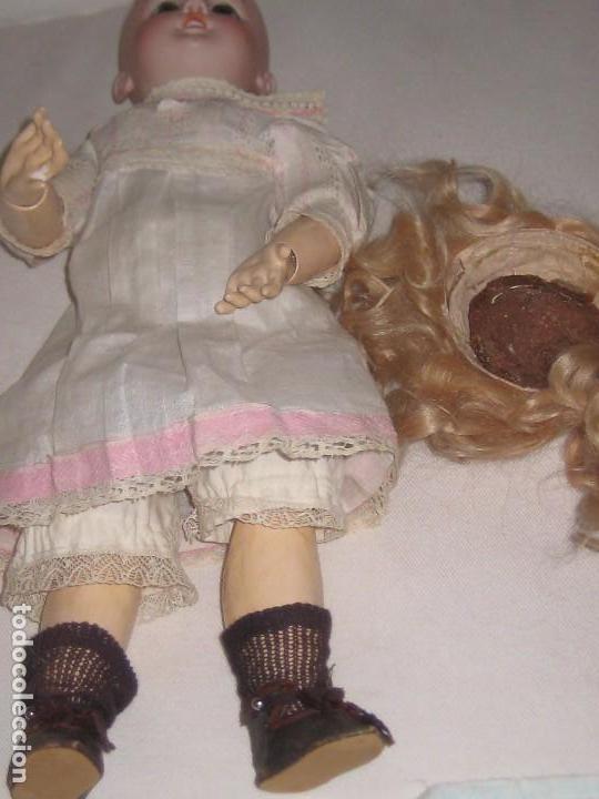 Muñecas Porcelana: DEP 5 38cm Muñeca Francesa todo original - Foto 3 - 101695591