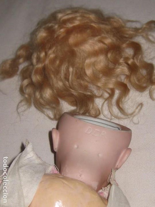 Muñecas Porcelana: DEP 5 38cm Muñeca Francesa todo original - Foto 5 - 101695591