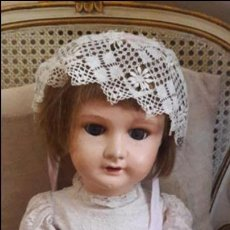 Muñecas Porcelana: MU?ECAS ANTIGUA PARÍS 301. Lote 104047219